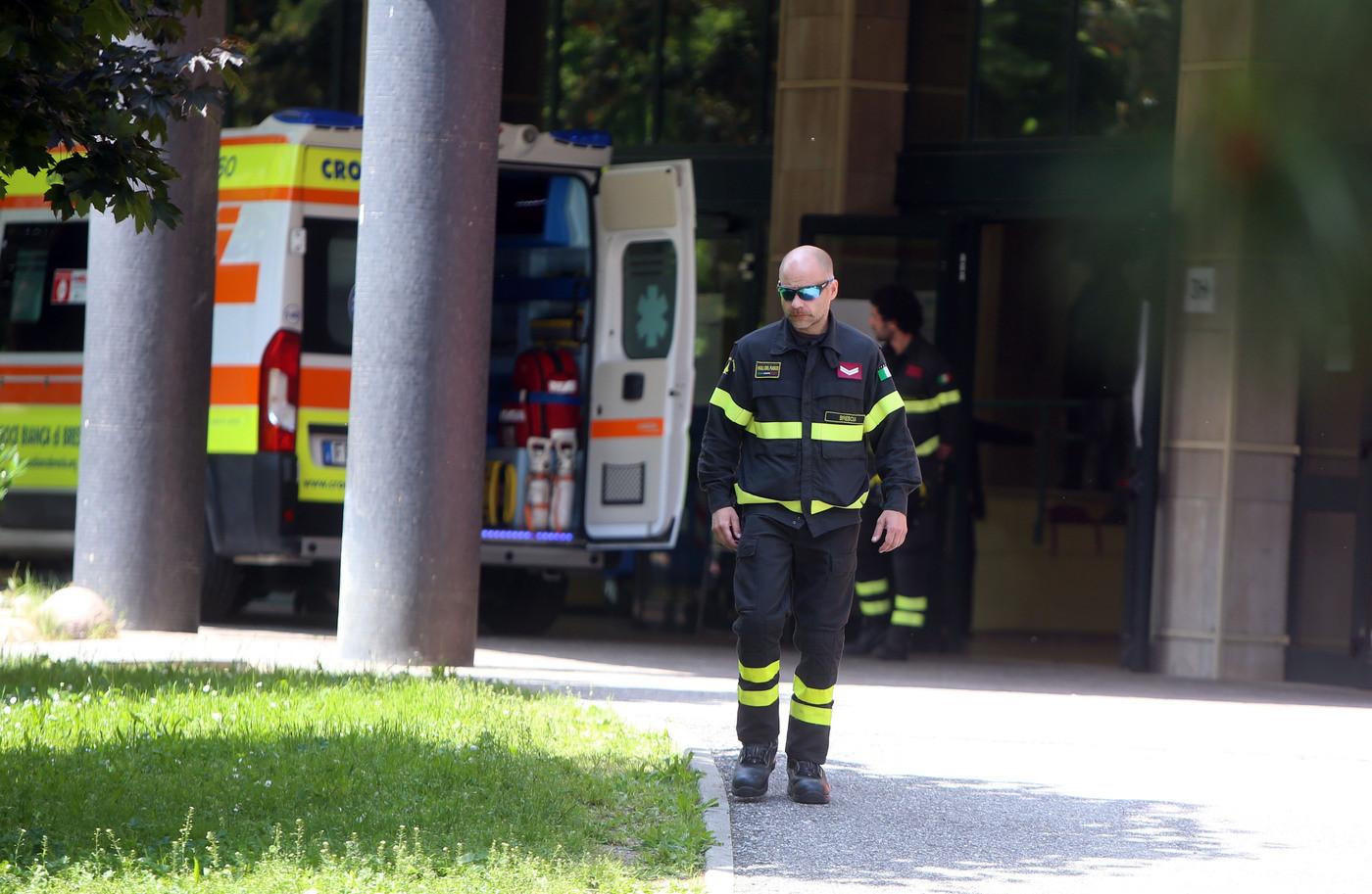 Uomo uccide la moglie e si getta dal balcone a Velletri