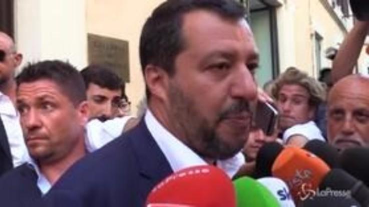 Fondi Lega, Salvini insulta di nuovo un giornalista