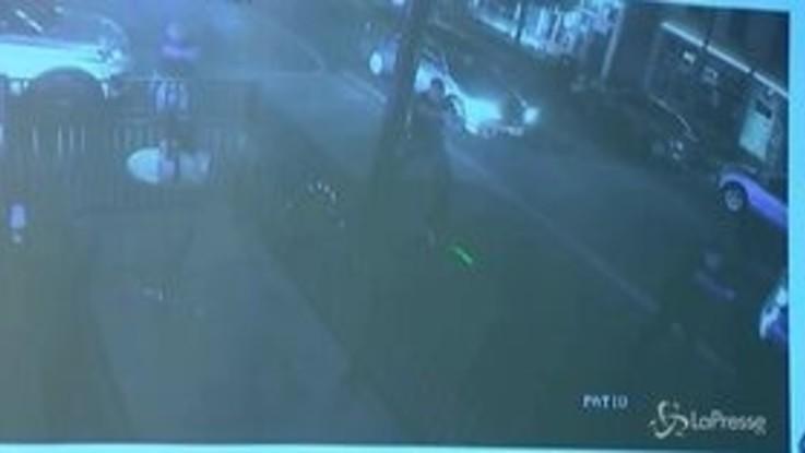 Sparatoria in Ohio, le immagini della sparatoria diffuse dalla polizia