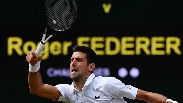 Ranking Atp, Djokovic sempre al comando. Fognini esce da top ten