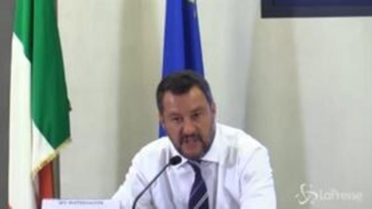 R.Cittadinanza, Salvini: Per alcuni toglie manodopera qualificata