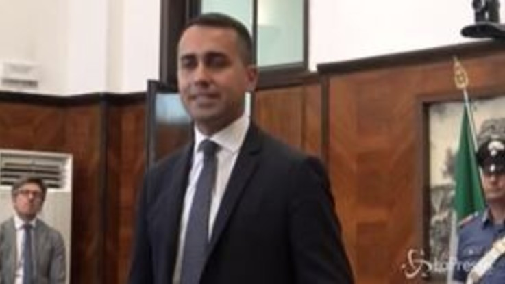 """Tav, Di Maio: """"Nostra mozione non c'entra con il governo"""""""
