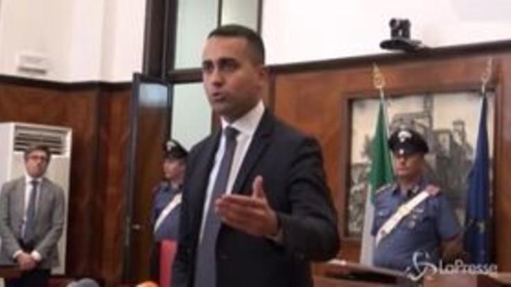 """Pernigotti, Di Maio: """"Marchio grande grazie a lavoratori, grazie all'accordo continueranno a lavorare"""""""