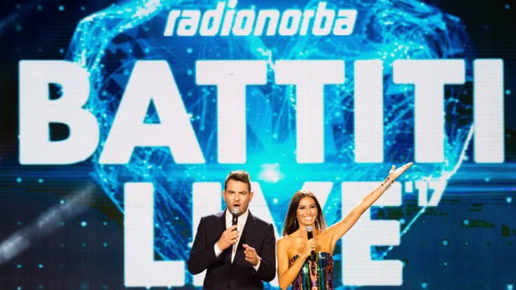 Italia1, mercoledì la quinta tappa di 'Battiti Live' di RadioNorba