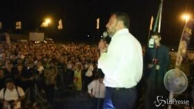 """Salvini su Oriana Fallaci: """"Coraggiosa e libera, i suoi libri obbligatori a scuola"""""""