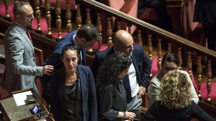 Tav, in Senato bocciata mozione M5S: passa quella Pd con i voti della Lega