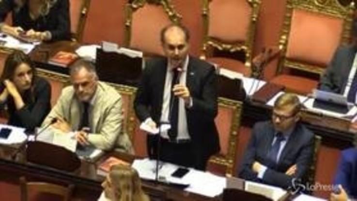 Tav, governo diviso: gelo fra Garavaglia (Lega) e Santangelo (M5S)