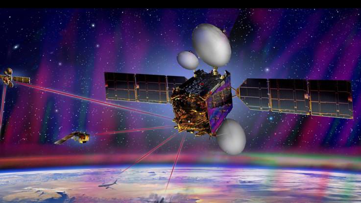 Spazio, Airbus: Lanciato con successo secondo satellite di SpaceDataHighway