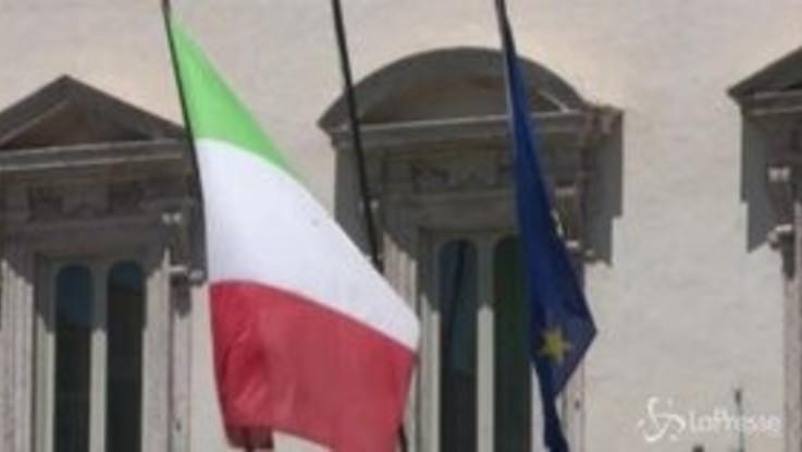 """Salvini apre crisi di governo: """"Si vada in Parlamento poi al voto"""""""