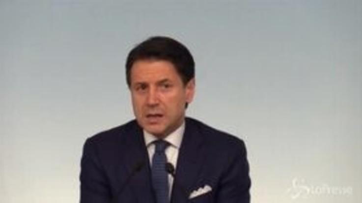 """Crisi di governo, Conte: """"Salvini spieghi agli elettori le ragioni della rottura"""""""