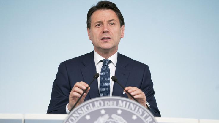 """Conte sfida Salvini: spieghi in Parlamento perché fa cadere il Governo"""""""