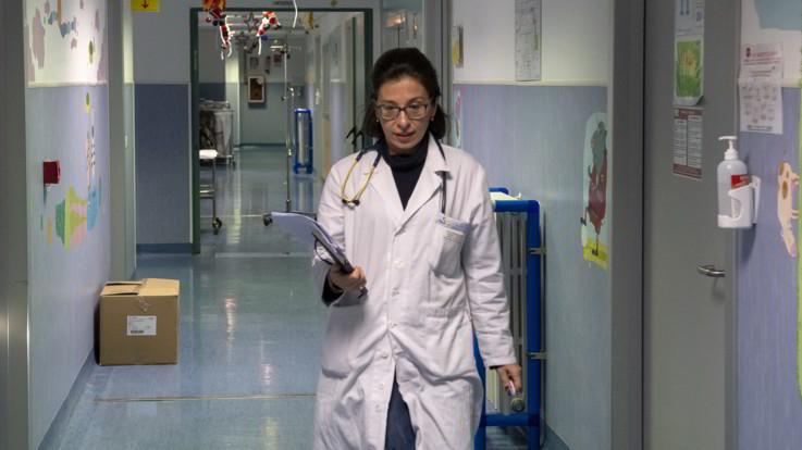 L'ospedale Regina Margherita di Torino in una serie di Netflix