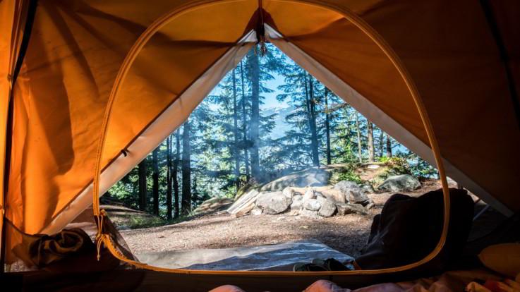 Coldiretti: Per 4,3 milioni italiani vacanze in camper e tenda