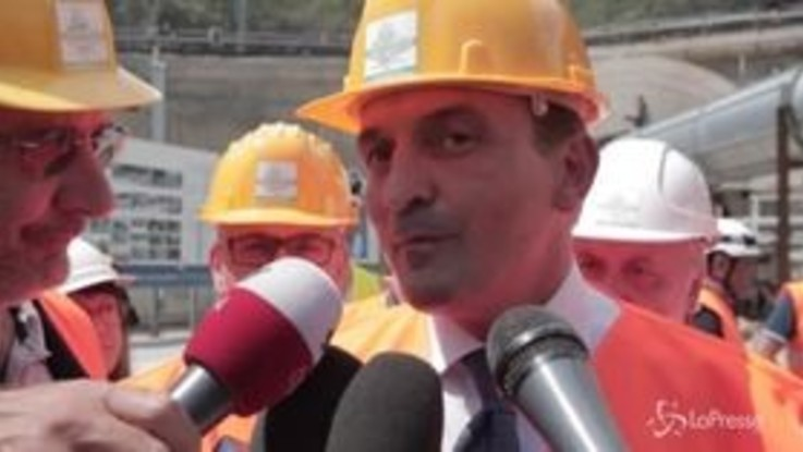 """Tav, Cirio: """"L'opera va avanti. Vogliamo un governo che dica sì"""""""