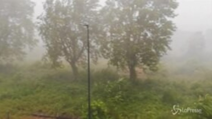 Meteo, Ferragosto con pioggia e grandine al Nord