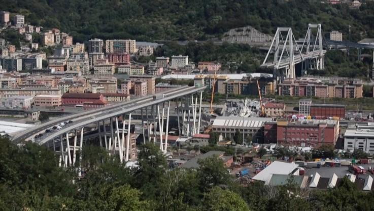 Genova, le vite sospese. Un anno dopo il crollo del ponte