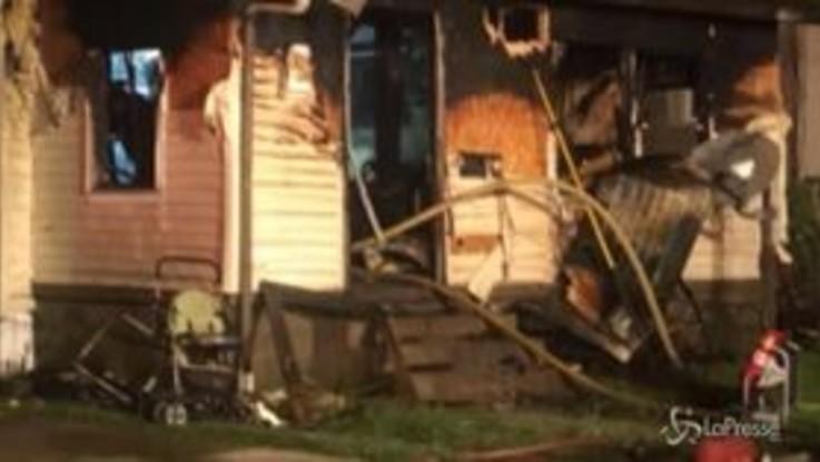 Incendio in un asilo in Pennsylvania, cinque bambini morti