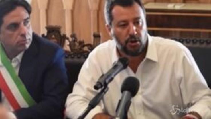 """Governo, Salvini: """"In settimana incontro alleati centrodestra"""""""