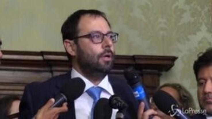 """Crisi governo, Patuanelli: """"Centrodestra è tornato unito"""""""