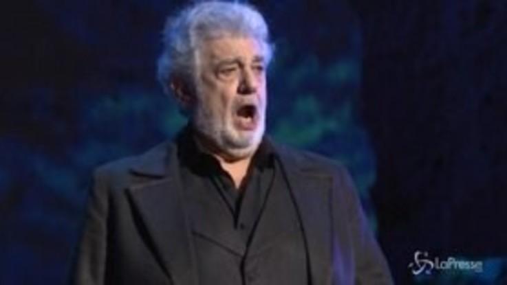 Placido Domingo accusato di molestie sessuali