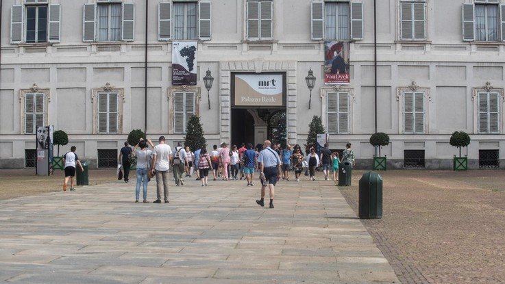 Porte aperte ai Musei Reali anche a Ferragosto: 15/8 all'insegna della cultura a Torino