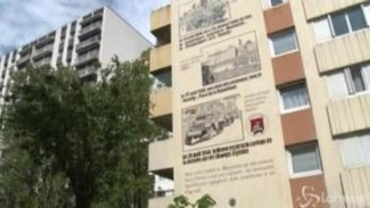Parigi, nel 75mo della Liberazione un murales omaggia i foreign fighters spagnoli
