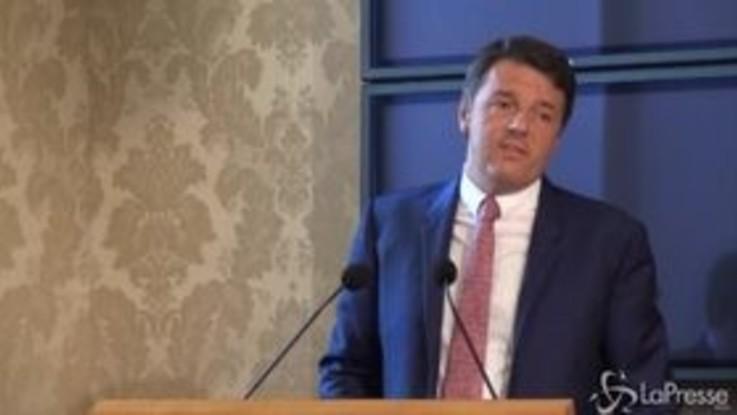 """Crisi governo, Renzi: """"Condizioni Zingaretti da accogliere"""""""