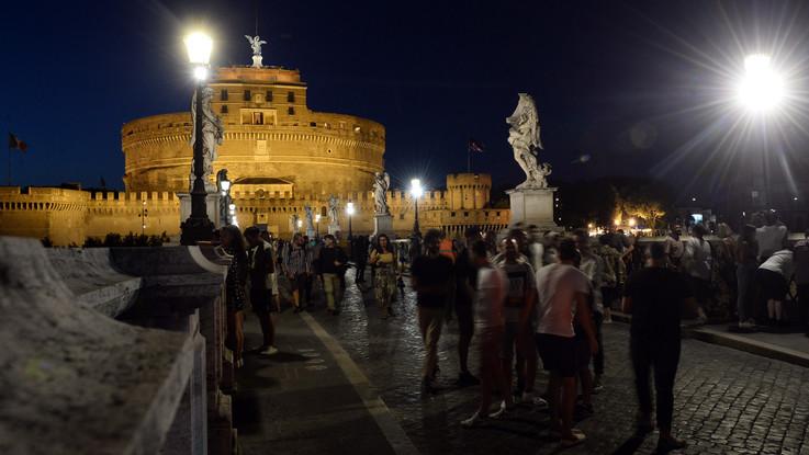 Roma, 'Letture d'Estate' nei giardini di Castel Sant'Angelo
