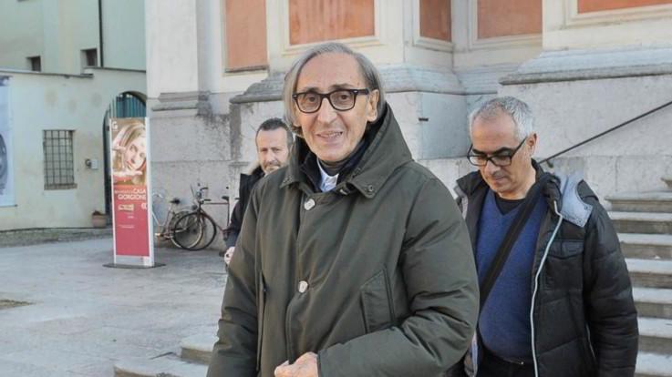 """Franco Battiato smentisce: """"La casa di Milo non è in vendita"""""""
