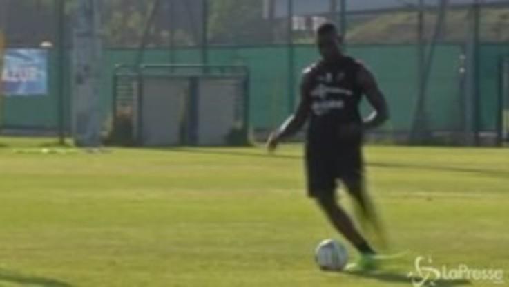"""Balotelli al Brescia: """"Non ho paura di fallire"""""""