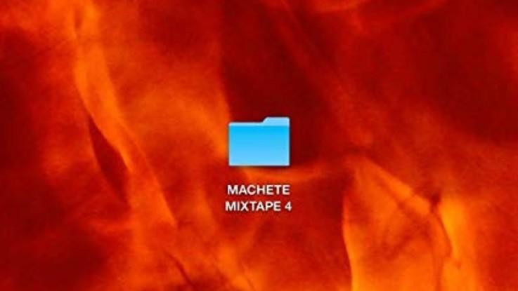 'Machete Mixtape 4' da record: primo in classifica da 6 settimane