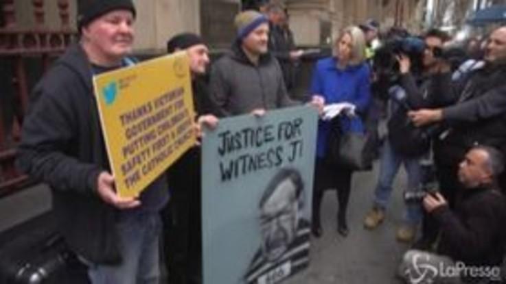 George Pell resta in carcere: la sentenza d'appello