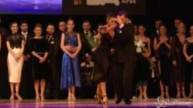 Ci sono due nuovi campioni di tango