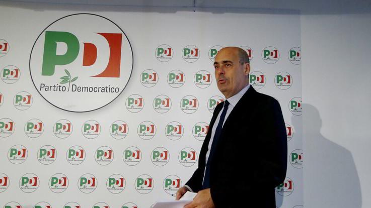 """Pd, Zingaretti apre al M5s: """"Sì a un governo di legislatura con una maggioranza solida, altrimenti al voto"""""""