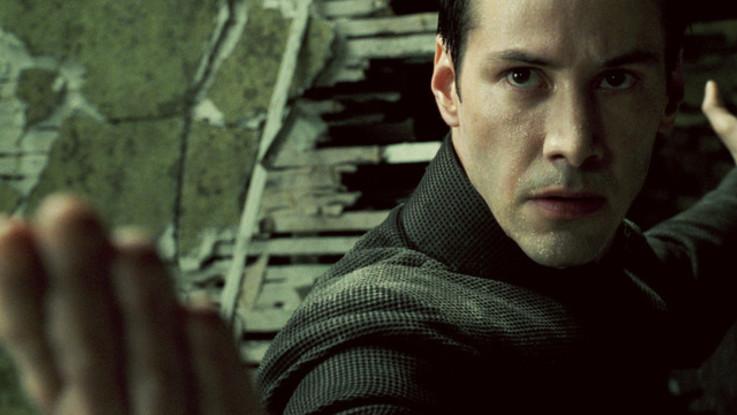 In arrivo 'Matrix 4': Keanu Reeves torna nei panni di Neo