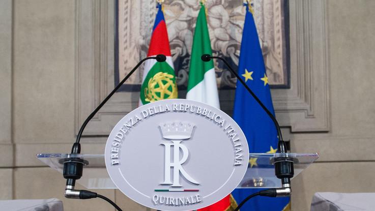 Crisi di governo, al via le consultazioni: presidenti delle Camere al Colle