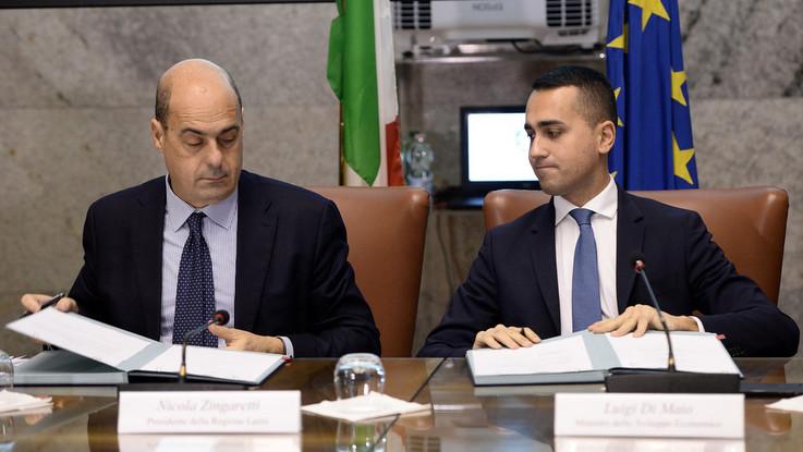Crisi, faccia a faccia Zingaretti-Di Maio. Trattativa in salita
