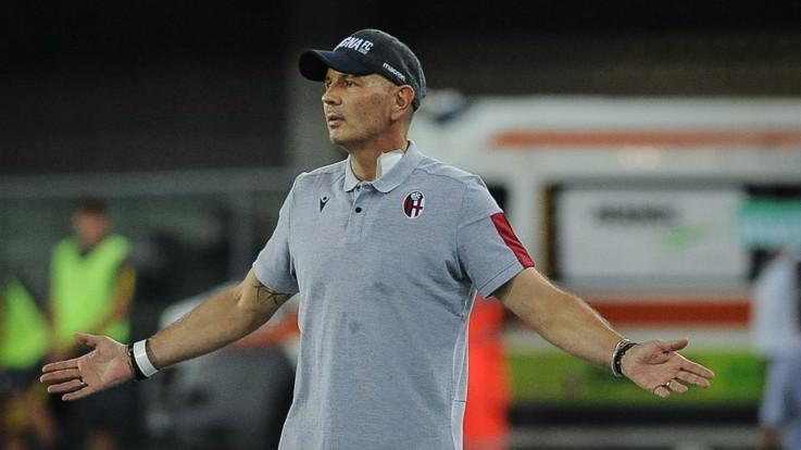 Serie A, il vero eroe è Mihajlovic: regolarmente in panchina a Verona
