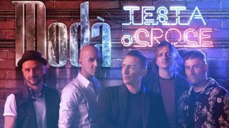 Il 4 ottobre esce 'Testa o croce': nuovo album dei Modà