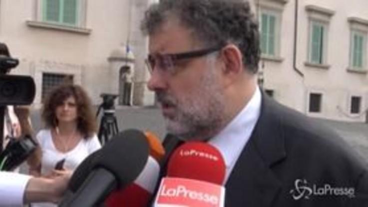"""Fornaro (Leu): """"Verificare governo di svolta vera, se serve abbiamo donne e uomini validi"""""""