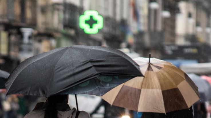 Nuove piogge in arrivo: il meteo del 29 e 30 agosto