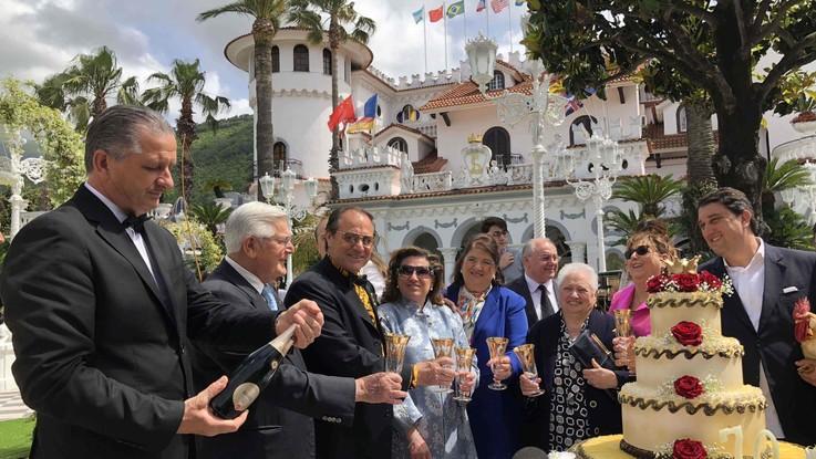 'Il castello delle cerimonie' torna su Real Time