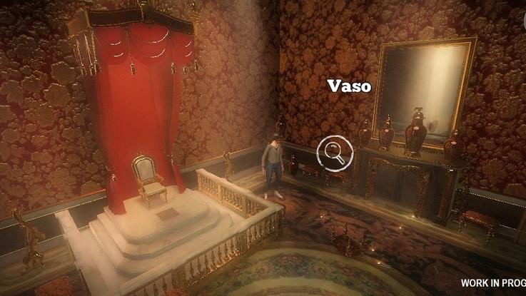 Ecco The Medici Game, il videogioco ambientato a palazzo Pitti