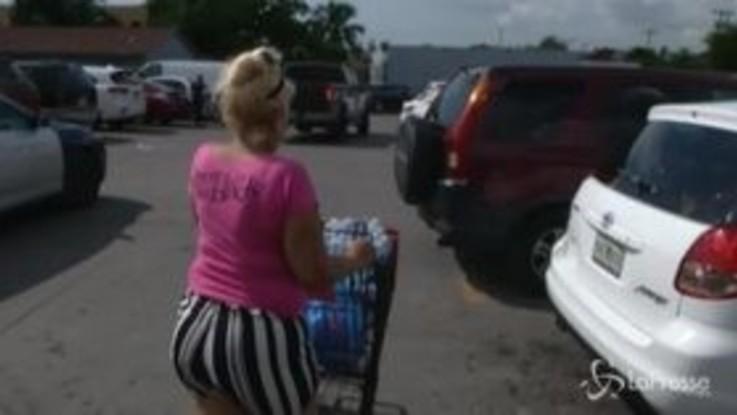 Dorian si avvicina agli Usa, gli abitanti della Florida si preparano all'uragano