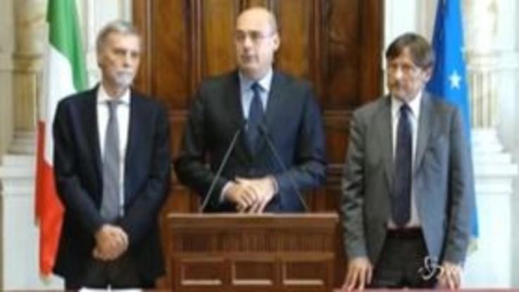 """Zingaretti: """"Priorità taglio delle tasse"""""""