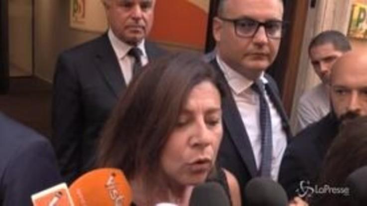 """Dl sicurezza, De Micheli (Pd): """"Abbiamo chiesto di recepire osservazioni Mattarella, c'era indicazione accordo con M5s"""""""