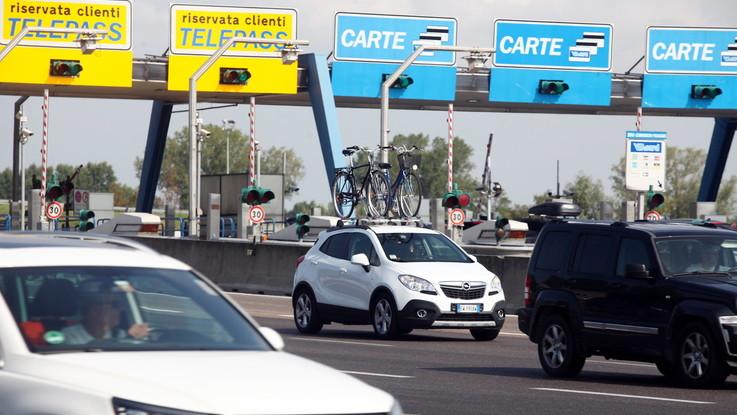 Controesodo da bollino rosso: traffico intenso verso le grandi città del Nord