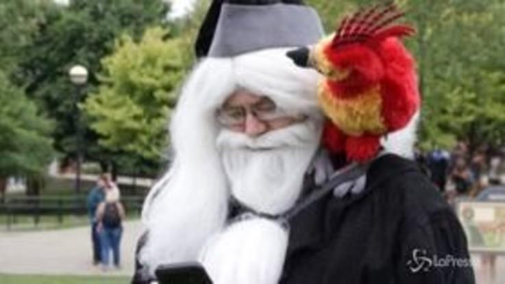 Harry Potter: Wizard Unite, i fan del mobile game si radunano a Indianapolis