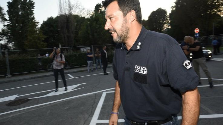 """Salvini attacca Conte: """"Ha già scaricato i 5 Stelle e abbracciato il suo Pd"""""""