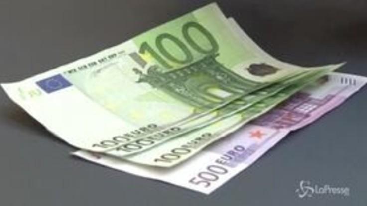 Bankitalia, da oggi controlli su uso contanti